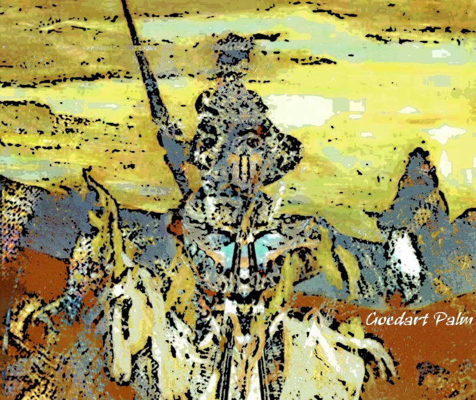 Cervantes Don Quichotte